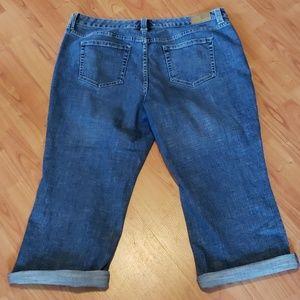 Tommy Hilfiger Jeans - Tommy Hilfiger crop jean capris